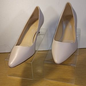 Naturalizer Beige Pumps, Sz 8.5  M
